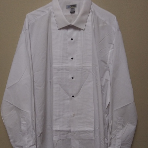 Edwards Other - NWOT! Men's Edwards Tuxedo Shirt XL35
